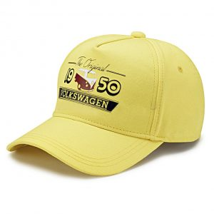 Бейсболка Volkswagen T1 Bulli, Yellow