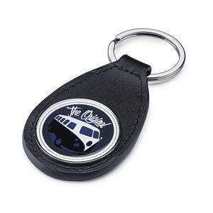 Кожаный брелок Volkswagen T1 Bulli