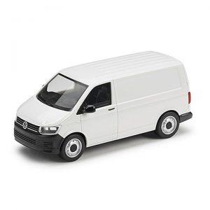 Модель в миниатюре 1:87 Volkswagen Transporter T6, Candy white