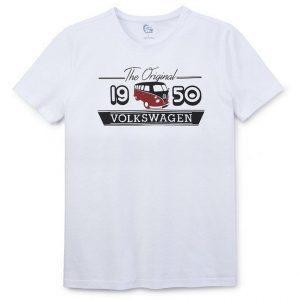 Мужская футболка Volkswagen T1 Bulli Heritage