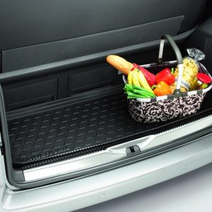 Коврик в багажник Volkswagen Multivan (T5) / (T6), резиновый