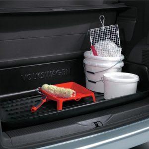 Поддон в багажник Volkswagen Multivan (T5) / (T6)