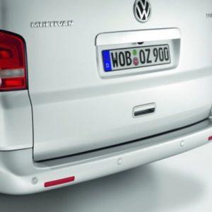 Защитная пленка на задний бампер для Volkswagen Transporter (T6)