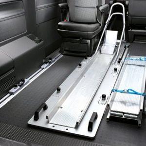 Приспособление для перевозки мотоцикла Volkswagen Multivan (T5)