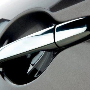 Хромированные накладки на дверные ручки Volkswagen Transporter (T5)