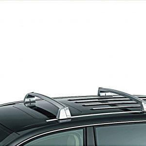 Багажные дуги Volkswagen Touareg (7L), Silver