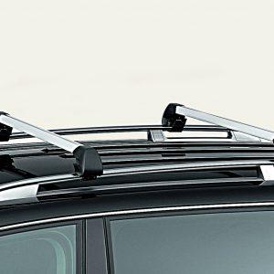 Багажные дуги Volkswagen Touareg (7L), для автомобилей с релингом крыши