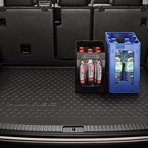 Коврик в багажник резиновый Volkswagen Touareg (7P)