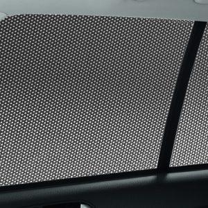 Солнцезащитные шторки Volkswagen Touareg (7P), для стекол задних дверей
