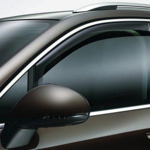 Дефлекторы на двери Volkswagen Touareg (7P), передние