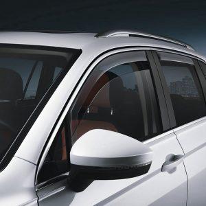 Дефлекторы на двери Volkswagen Touareg (7P), задние