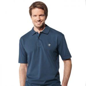 Мужская рубашка-поло BMW