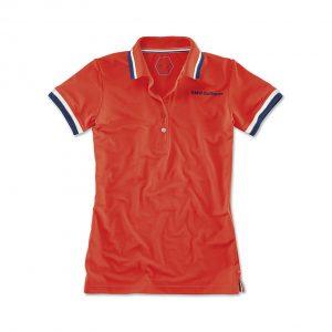 Женская рубашка-поло BMW Golfsport, Fire