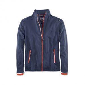 Мужская флисовая куртка BMW Golfsport, Navy Blue