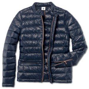 Женская пуховая куртка BMW, Dark Blue
