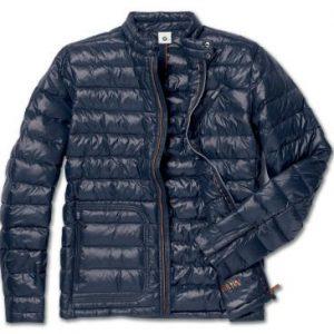 Мужская пуховая куртка BMW, Dark Blue