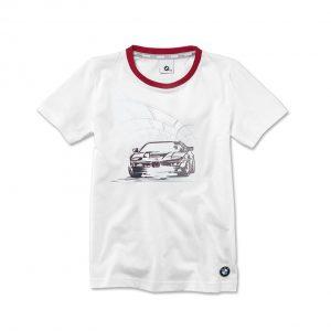 Детская футболка BMW Graphic, White