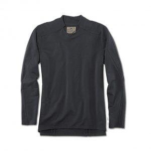 Мужская футболка с длинным рукавом BMW i, Grey