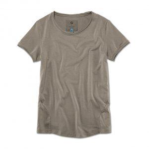 Женская футболка BMW i, Taupe