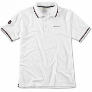 Мужская рубашка-поло BMW Yachting, White