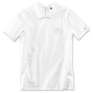 Женская рубашка-поло BMW, White