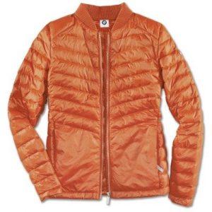 Женская пуховая куртка BMW, Orange