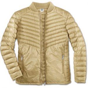 Мужская пуховая куртка BMW, Sand