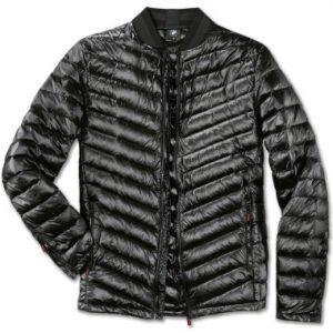 Мужская пуховая куртка BMW, Black