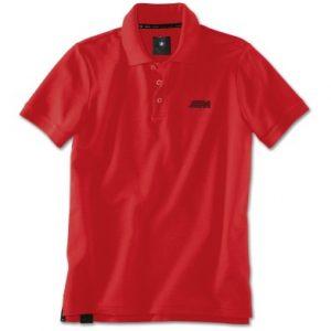 Мужская рубашка-поло BMW M, Red