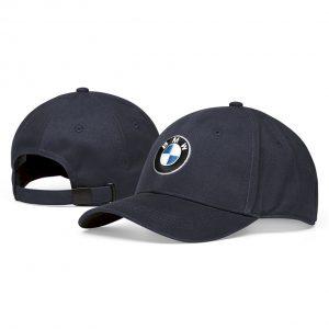 Бейсболка унисекс BMW Logo, Dark Blue