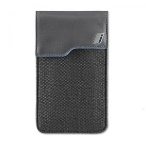 Чехол для смартфона BMW i, Carbon Grey