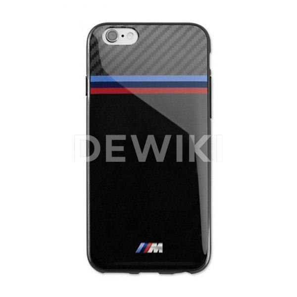 Чехол BMW M для iPhone 6, Black