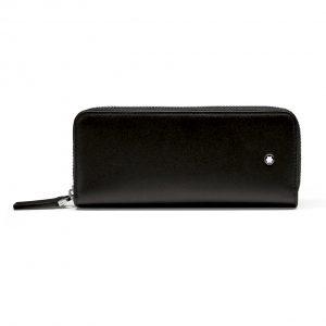 Кожаный футляр для ручек BMW от Montblanc, Black