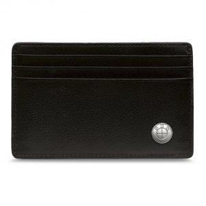 Кожаный футляр для кредитных карт BMW, Black