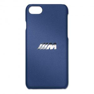 Чехол BMW M для iPhone 7/8, Marina Bay Blue