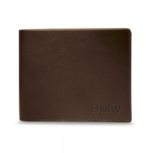 Кожаный кошелек BMW X, Brown