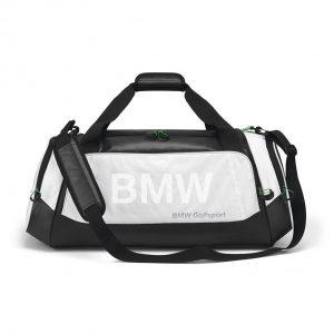 Спортивная сумка BMW Golfsport, Black/White