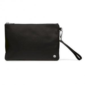 Компактная кожаная сумка BMW, Black