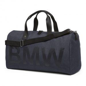 Спортивная сумка BMW Modern, Dark Blue / Black
