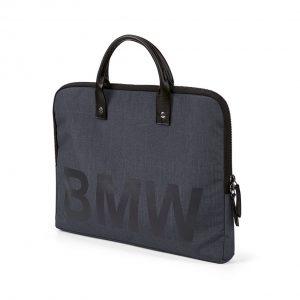 Сумка для ноутбука BMW Modern, Blue / Black