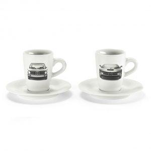 Набор чашек для эспрессо BMW Heritage