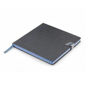 Записная книжка BMW i, Carbon Grey