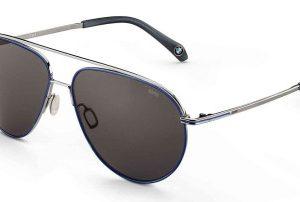 Солнцезащитные очки BMW Pilot, Silver/Grey