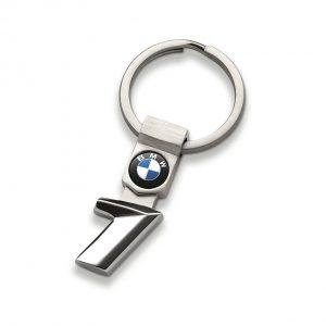 Брелок для ключей BMW 1 серии, гипоаллергенная сталь