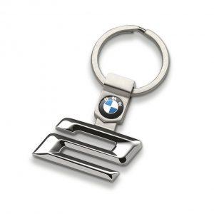 Брелок для ключей BMW 2 серии, гипоаллергенная сталь