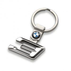 Брелок для ключей BMW 3 серии, гипоаллергенная сталь