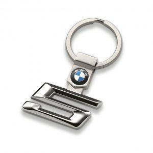 Брелок для ключей BMW 5 серии, гипоаллергенная сталь