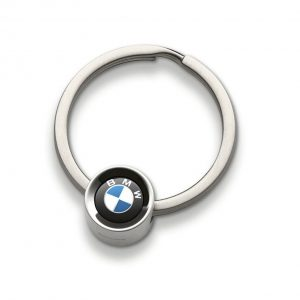 Брелок BMW, гипоаллергенная сталь, Silver