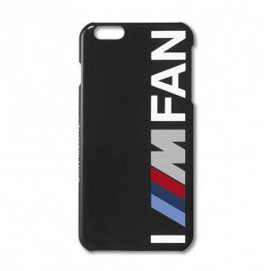 Крышка BMW для Apple iPhone 6, Motorsport M FAN, Black