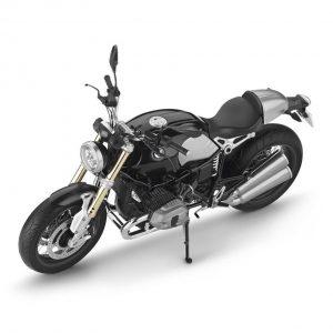 Миниатюра мотоцикла BMW R nineT, Black